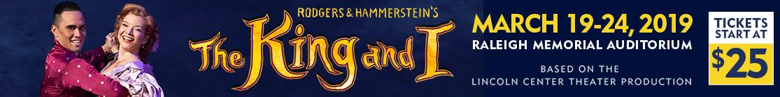 The King and I Banner